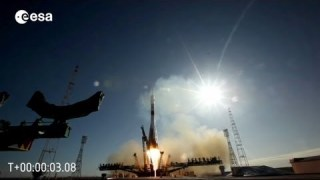 The Soyuz launch sequence explained