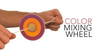 Color Mixing Wheel – Sick Science! #019