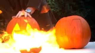 Exploding Pumpkins – Cool Halloween Science