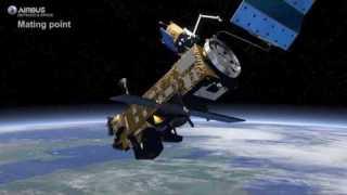 ESA's active debris removal mission: e.Deorbit