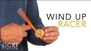 Wind Up Racer – Sick Science #086