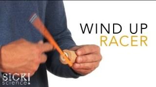 Wind Up Racer – Sick Science #086