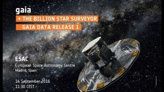 Press Conference: First Data Release from ESA's Gaia Mission