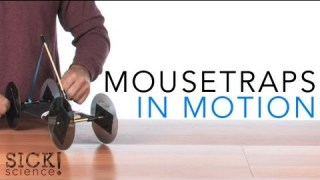 Mousetraps in Motion – Sick Science! #087