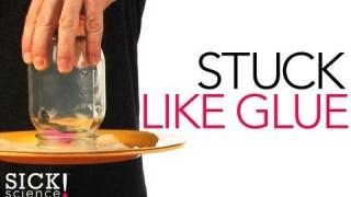 Stuck Like Glue – Sick Science! #128