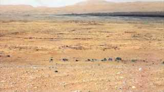 NASA Mars Curiosity Rover Report — June 7, 2013