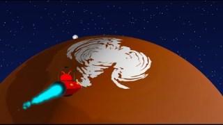 Paxi – Tajemství Rudé planety