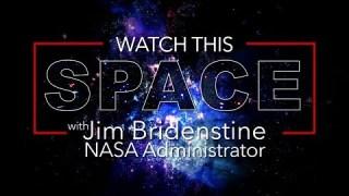 NASA Administrator Bridenstine Talks Webb Science with Nobel Laureate