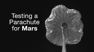 Supersonic Parachute for NASA's Mars 2020 Rover Is Go