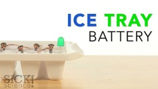 Ice Tray Battery – Sick Science! #204