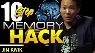 10 STEPS TO IMPROVE YOUR MEMORY – Jim Kwik | London Real