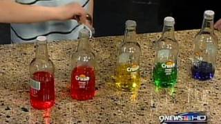 Pop Bottle Sounds – Cool Science Fair Project