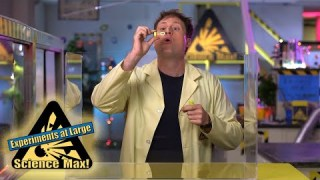 Science Max|Sulfur Hexafluoride| SCIENCE FOR KIDS