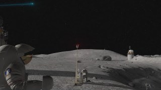 Discussing our Accelerated Return of Humans to the Moon on This Week @NASA – April 5, 2019