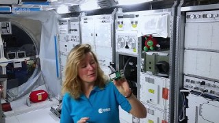 Christina's experience as an ESA Young Graduate Trainee