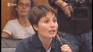 New ESA Astronaut: Samantha Cristoforetti