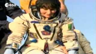 Soyuz TMA-15M landing – highlights
