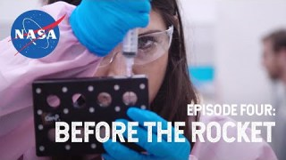NASA Explorers S4 E4: Before the Rocket