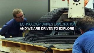 Technology Drives Exploration┃ Go Forward