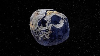Inside NASA's Psyche Mission to Study a Metallic Asteroid