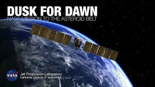 Dusk for Dawn, NASA's Mission to the Asteroid Belt