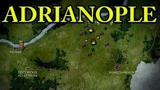 The Battle of Adrianople 378 AD