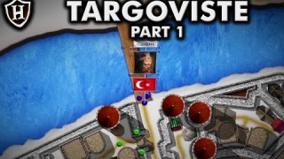 Battle of Targoviste (Part 1/2) ⚔️ Vlad the Impaler Rises
