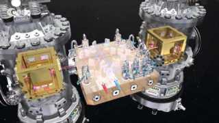 Inside LISA Pathfinder, with narration