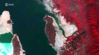 Earth from Space: Puzzle of Utah