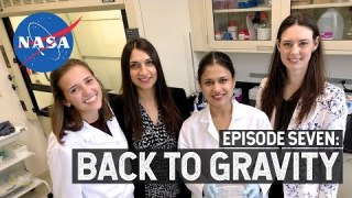 NASA Explorers S4 E7: Back to Gravity