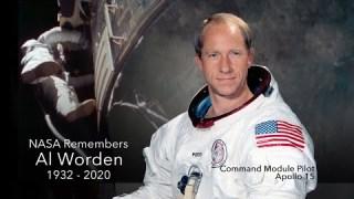 NASA Remembers Apollo Astronaut Al Worden