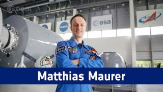 ESA's newest astronaut: Matthias Maurer