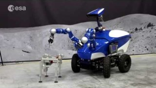 Meet ESA's Interact Rover