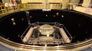 Testing ESA's Mercury mission