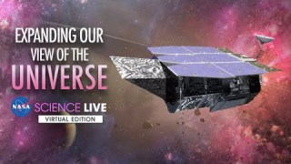 NASA Science Live: Expanding Our View of the Universe