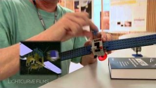 ESA Space Scientist Detlef Koschny explains why he originally built Rosetta in LEGO®