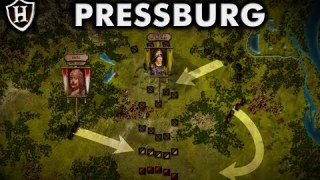 Battle of Pressburg, 907 AD ⚔️ Hungarian Invasion of Europe