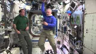 NASA Space Station Crew Discusses Life in Space with Idaho Students and Educators