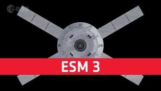 European Service Module 3