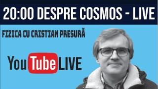 Despre Cosmos – Live Stream