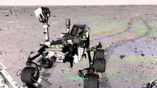 NASA Curiosity Rover Report — September 19, 2013