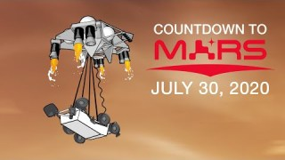 "Say ""Bon Voyage"" to our Mars Perseverance Rover!"
