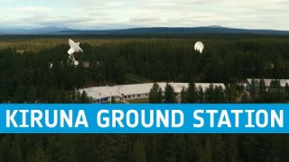 ESA's Kiruna celebrates 30 years of space excellence
