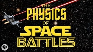 The Physics of Space Battles