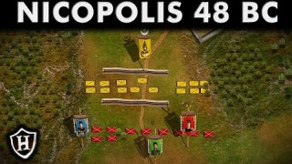 Battle of Nicopolis, 48 BC ⚔️ Pontus challenges Rome