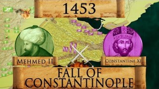 Fall Of Constantinople 1453 – Ottoman Wars DOCUMENTARY
