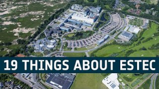 19 things about ESTEC