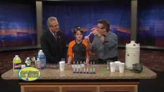 Freezing Liquid – Cool Science Fair Project