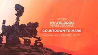 NASA's Mars 2020 Perseverance Rover – Countdown to Mars