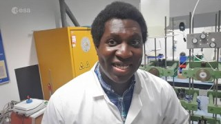 Chris' experience as an ESA Young Graduate Trainee